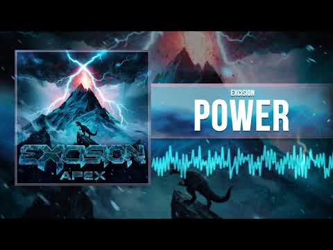 Excision - Power (Official Audio)