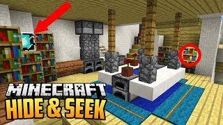 VAN SLECHTSTE NAAR BESTE SPOTS - Minecraft Hide & Seek