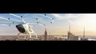Autonome Flugtaxis Eine Idee hebt ab
