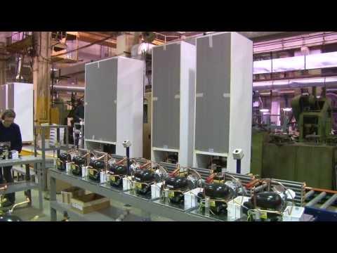 New Professional Refrigerated Cabinets Capri, Production By Mariholodmash