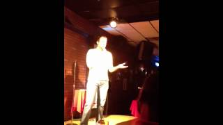 Joe Mazzola - Comedy Cabana 050712