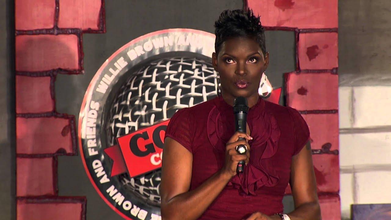 The Women of Gospel Comedy Live