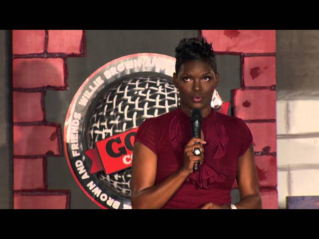 The Women of Gospel Comedy Live