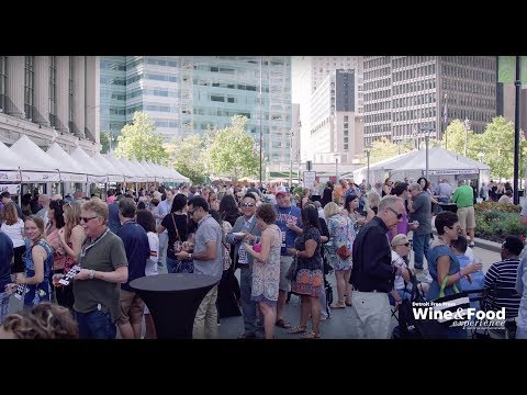 2017 Detroit Free Press Wine and Food Experience