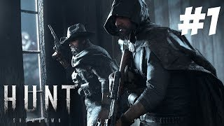 Hunt: Showdown Gameplay Walkthrough Part 1 Closed Alpha