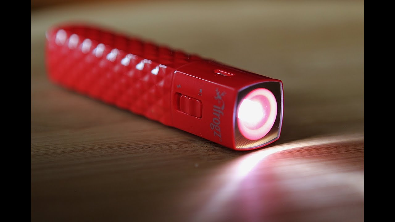 Review Ifrogz Golite Smartphone Charger Flashlight Youtube