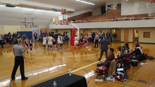 Women's Basketball - Cardinals vs Knights