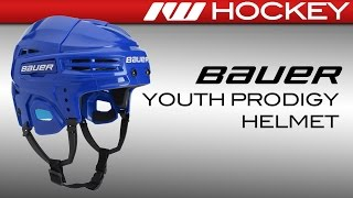 Bauer Prodigy Youth Helmet Review