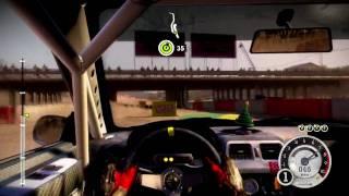 Colin McRae: Dirt 2 PC Gameplay part 2 HD
