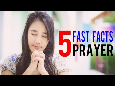 5 FAST FACTS How You Can Have Your PRAYERS Answered !!!