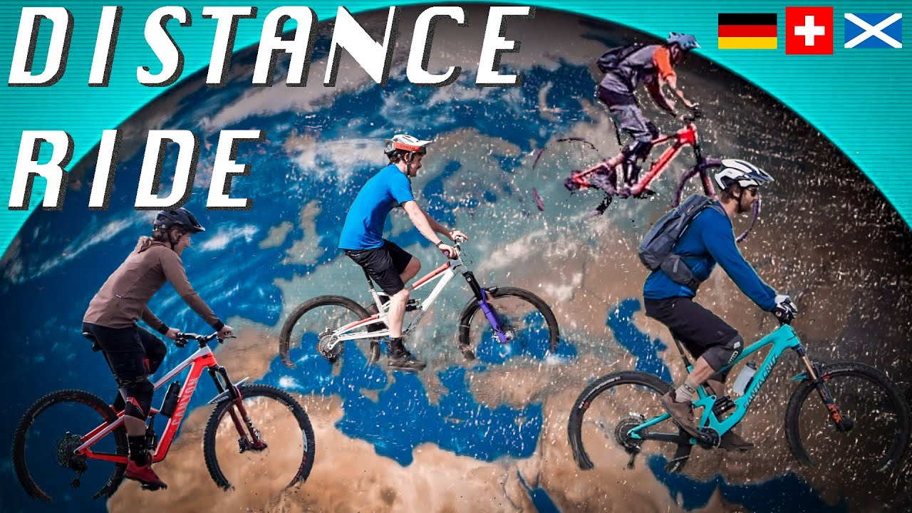 Distance Ride | Global MTB Ride During Lockdown
