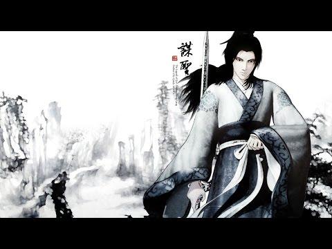 Han Chinese Music---Zither Rhythm Lotus Heart---汉族古风音乐---琴韵莲心