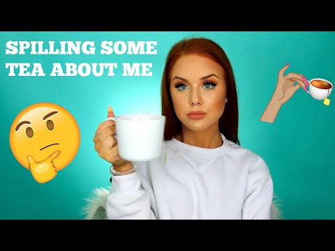 GET TO KNOW ME TAG!! | LILY BROWN