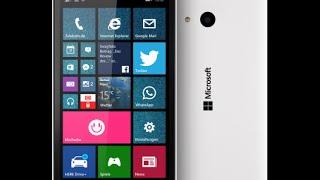 Мобильный телефон Microsoft Lumia 535 Dual SIM Видео Обзор(Магазин - http://goo.gl/tucNFN Стильный, тонкий – всего 9,3 мм – в широком спектре модных цветов, в том числе голубом,..., 2015-04-11T11:52:22.000Z)