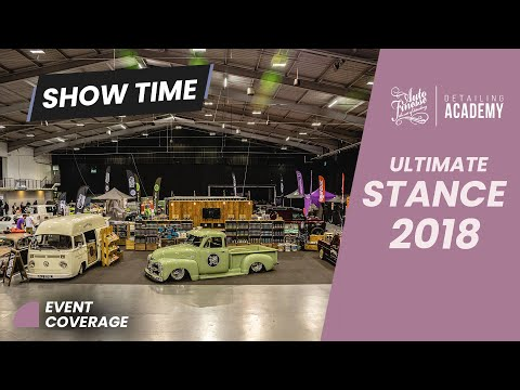 Auto Finesse Ultimate Stance 2018