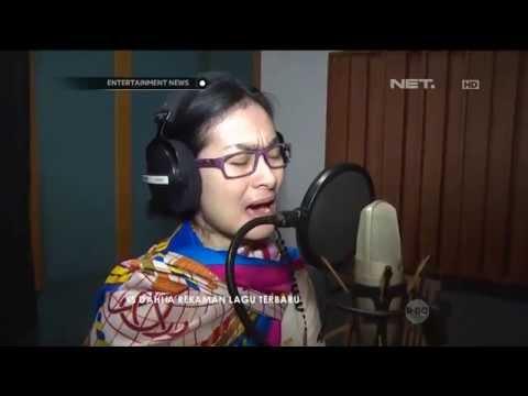 Iis Dahlia Rekaman Lagu Terbaru Berjudul Cinta Apalah Apalah