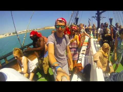 Tunisia Adventure Vacation [Gopro]