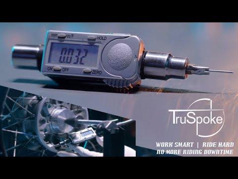 TruSpoke - Align Any Spoke Wheel Yourself Under One Hour