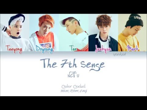 NCT U - The 7th Sense (일곱 번째 감각) - (Color Coded Han|Rom|Eng Lyrics) | by Yankat
