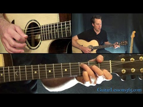 Bob Dylan - The Times They Are a-Changin' Guitar Chords Lesson