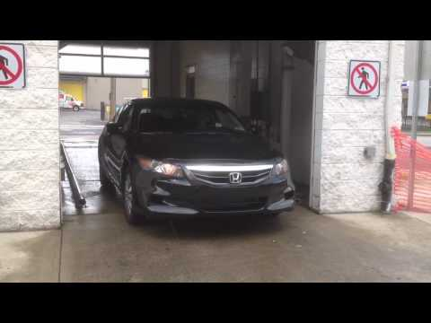 Touchless automatic car wash pt.3