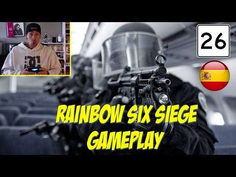 Rainbow six siege: Incredible gameplay.  SLOW MOTION. Awesome gameplay. #26.HD