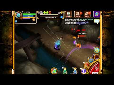 Arcane Legends: Ydra Forest 1 - 4