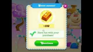 Candy Crush Soda Saga Gold Bar Hack 2015