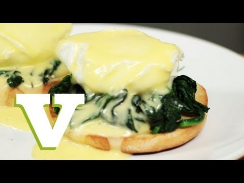 Eggs Florentine: Bring On The Brunch