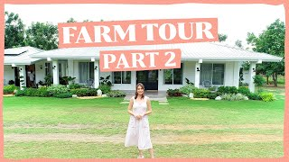 WELCOME TO OUR FARM HOUSE (Part 2) | Bea Alonzo