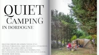 Montage Vidéo Kizoa: Sites et Paysages l'Etang de Bazange, camping nature en Dordogne