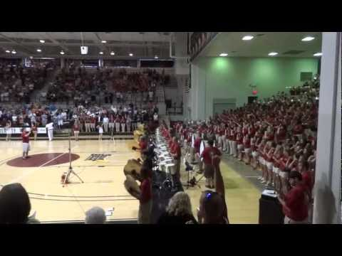 Sound of the South Troy University Fight Song