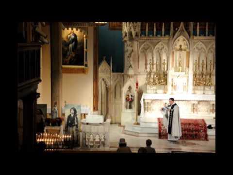 Shrine and Parish Church of the Holy Innocents - New York, NY
