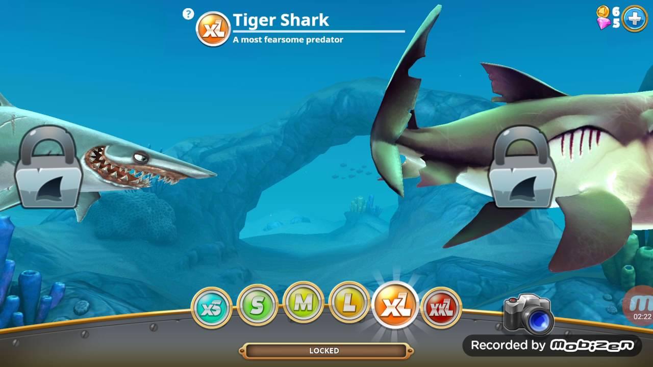 hungry shark world hack no root