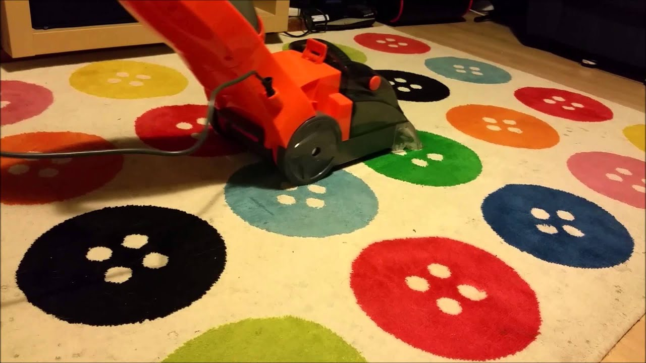 ... using vax vrs5w rapide spring carpet washer our user reviews ...