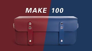 Sefu Make 100 Deluxe Switch Bags Kickstarter