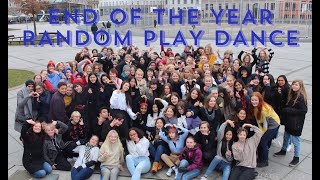 2018 + 2019 KPOP RANDOM PLAY DANCE IN PUBLIC, COPENHAGEN | CODE9