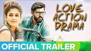 LOVE ACTION DRAMA Malayalam movie official trailer