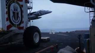US Fighter Jet Makes Incredible Landing Without Front Landing Gear