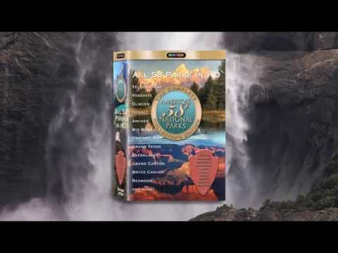 58 National Parks: Collectors Edition - Trailer