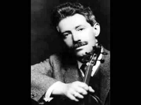Gerhard Taschner plays Kreisler: Präludium & Allegro (1953)
