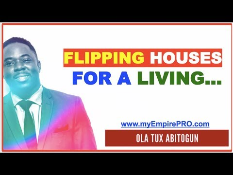 Flipping Houses for a Living Making $10K-$20K Per Month