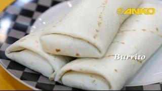 BR-1500 Burrito Wrapping Machine