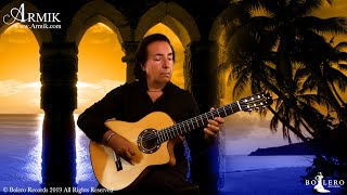 Armik - Midnight Bolero - Official - Nouveau Flamenco, Romantic Spanish Guitar
