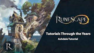 RuneScape's Tutorials Through the Years - Ashdale Tutorial