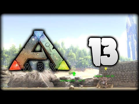 ARK Survival Evolved | NEW Stone Home, Raptor & Farms! | ARK Gameplay/Let's Play [S1 - Episode 13]