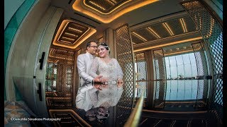 FIRST GRAND WEDDING, SHANGRI-LA COLOMBO PASANDA AND JANAASI