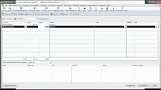 QuickBooks Tip: QuickBooks Journal Entries