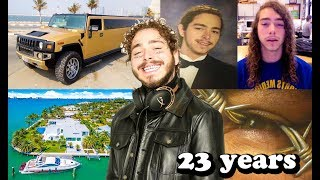 Post Malone Biography 2019 | Lifestyle, Girlfriend, Cars, Net Worth, House, Childhood, Songs 2019 Video