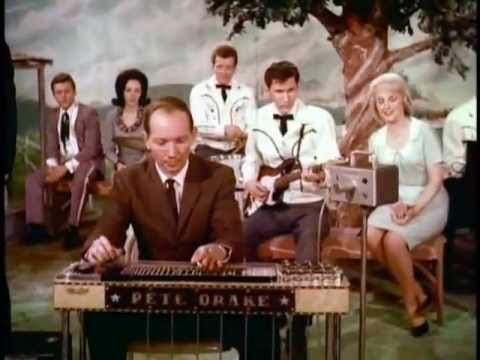 Pete Drake & his talking steel guitar -